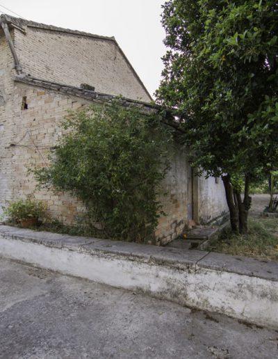 Habitatge al davant del Molí per guardar les eines del camp i molí.